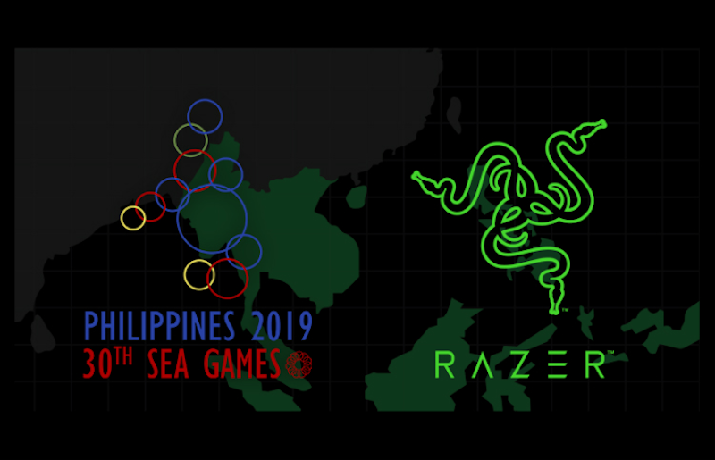 eSports is now recognized as a medal sport in SEA Games 2019 with Razer as the official partner