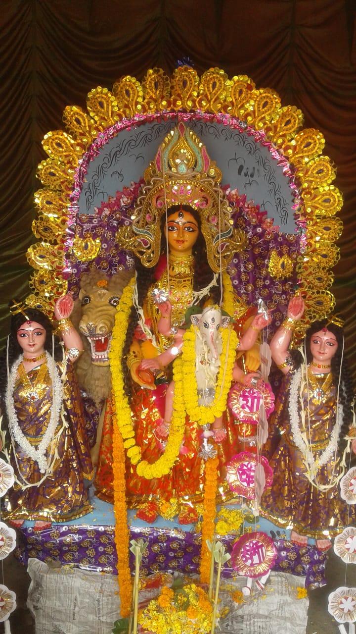 নবান্ন উৎসবে মাতোয়ারা কাটোয়ার মূলগ্রাম 2