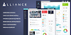 ALLIANCE V2.4.4 – INTRANET & EXTRANET WORDPRESS THEME