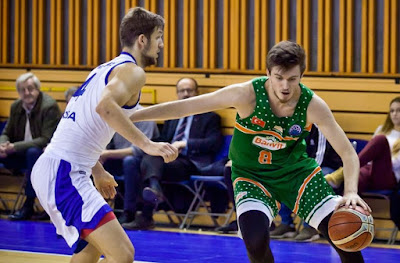 FIBA Basketball Champions League Rosa Radom- Banvit