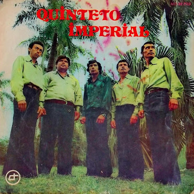 Quinteto Imperial - Yo Tenia Una Morena (1975)
