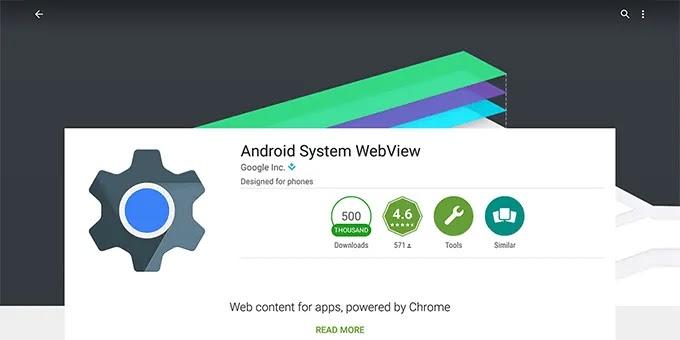 ما هو Android Webview؟ هل تحتاجه؟