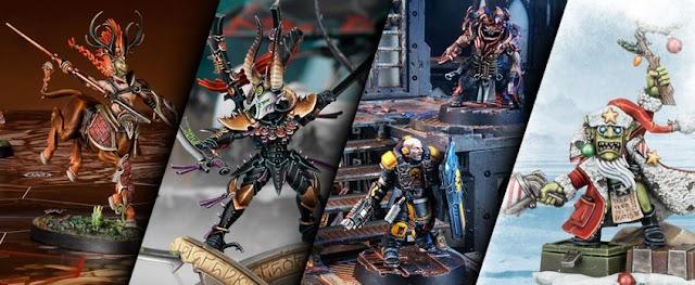 Warhammer in Review: September through December