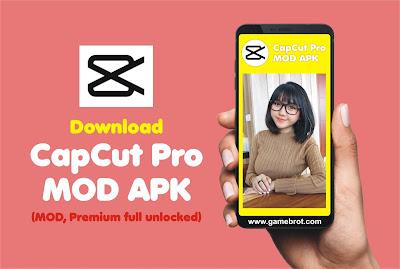 CapCut Mod premium Apk Unlock All