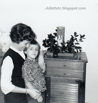 Christmas 1964 https://jollettetc.blogspot.com