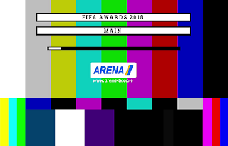 The Best FIFA Awards Biss Key 25 September 2018