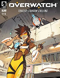 Overwatch: Tracer — London Calling