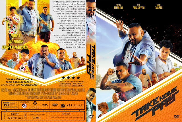 Take Home Pay DVD Cover