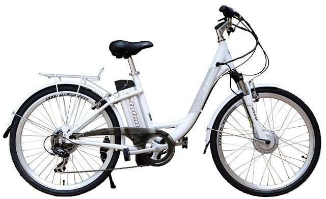 gambar sepeda listrik