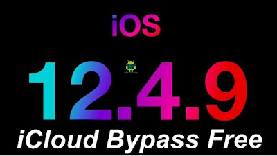 Apple Device iOS12.4.9 Untethered iCloud Bypass (5S,6 & 6Plus)Free