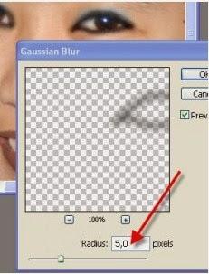 Cara Make Up Wajah di Foto Menggunakan Photoshop CS3