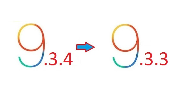If you have also faced a number of issues on iOS 9.3.4 and want to downgrade iOS from 9.3.4 to 9.3.2, here is how you can get back to iOS 9.3.3 quickly.