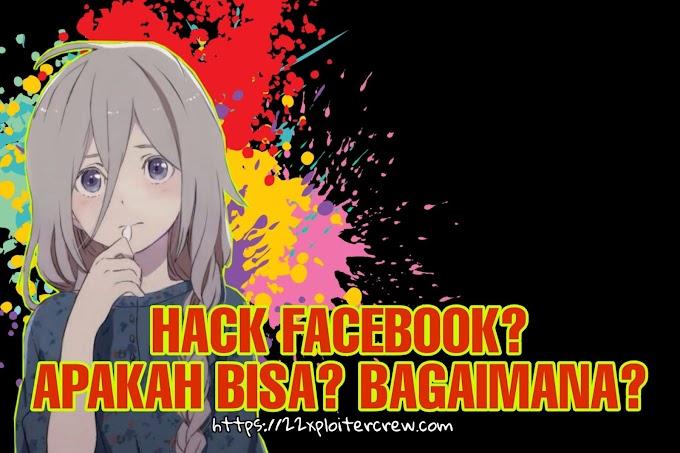 Cara Hack Facebook? Baca Artikel Ini