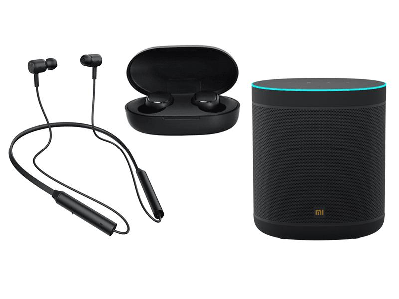 Redmi Earbuds 2C, SonicBass Wireless Earphones and Mi Smart Speaker now official in India!