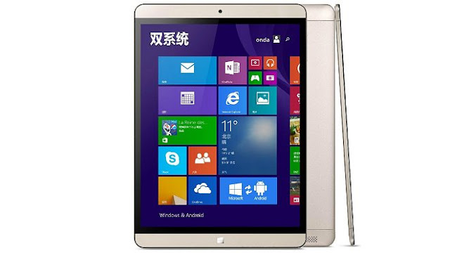 Onda V919 Air CH, tablet china de calidad