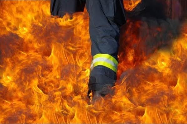 Συγκλονιστικό βίντεο διάσωσης ηλικιωμένου σε Πυρκαγιά απο Πυροσβέστες της Π.Υ. Κατερίνης