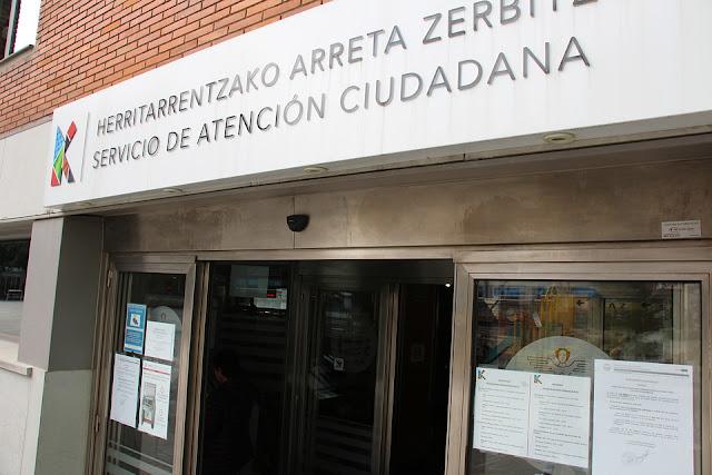 Oficina del Servicio de Atención al Ciudadano