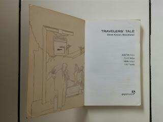 Novel bekas Travelers' Tale: Belok Kanan: Barcelona!