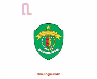 Logo Kalimantan Timur Vector Format CDR, PNG