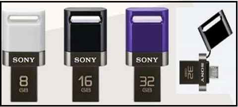 Sony Revealed Worlds First Pendrive For Smartphones And Tablets