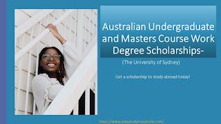 scholarships australia