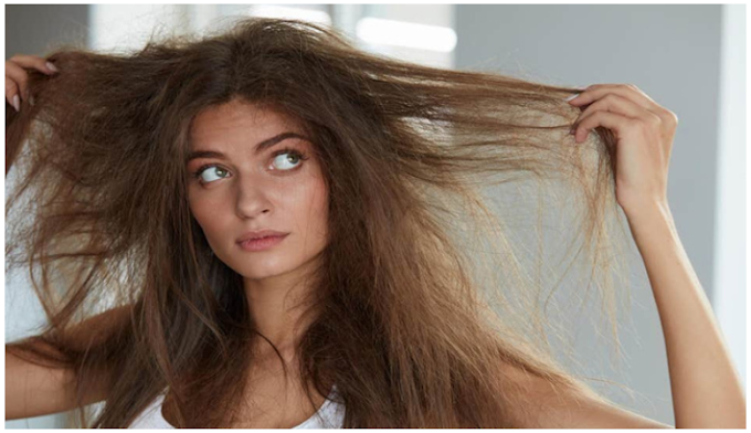 6 Remedies To Treat Hair Damaged From Sun Rays