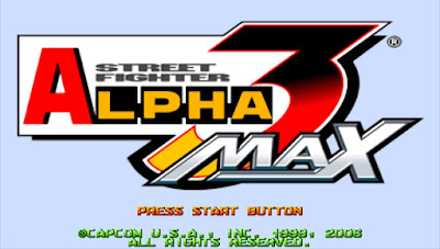 Street Fighter Alpha 3 MAX (USA) ISO ROM PSP Android High Compress