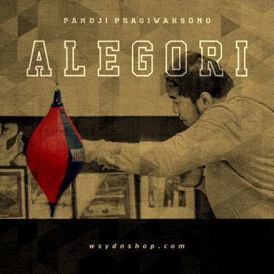 cover album alegori pandji pragiwaksono