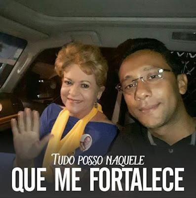 """CONHEÇA A """"TRAJETÓRIA""""  DA GUERREIRA WILMA DE FARIA"""