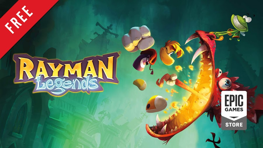 rayman legends free pc game epic games store platformer action adventure ubisoft
