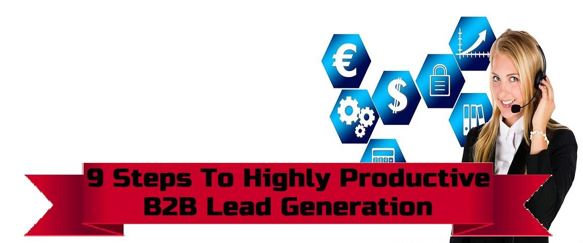b2b lead generation strategies 2020