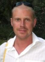 Author Chris Wright