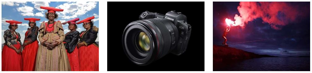 Canon Camera News 2020 September 2018