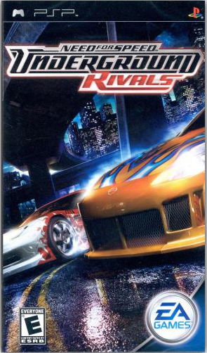 Download Game PPSSPP/PSP  Need for Speed - Underground Rivals (USA) ISO