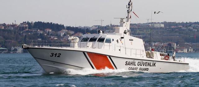 Τούρκοι λιμενικοί κλέβουν στα Ίμια από Έλληνες ψαράδες το παραγάδι