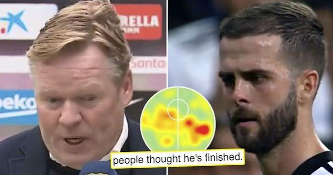 Besiktas fans react as Pjanic puts in top-class performance vs Dortmund
