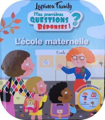premieres questions reponses ecole maternelle