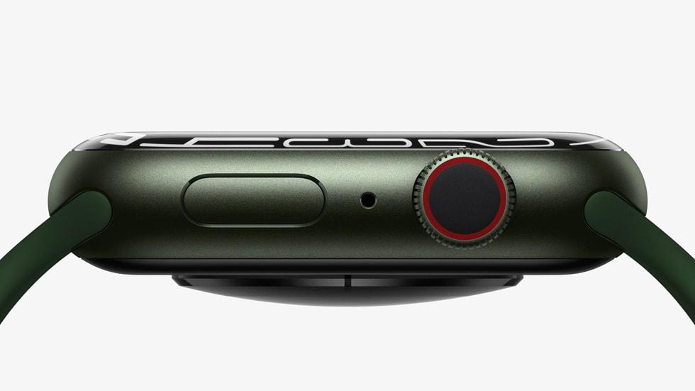 Apple reveals Apple Watch Series 7
