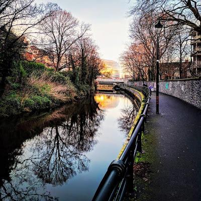 Best Dublin Walks: The River Dodder and Aviva Stadium