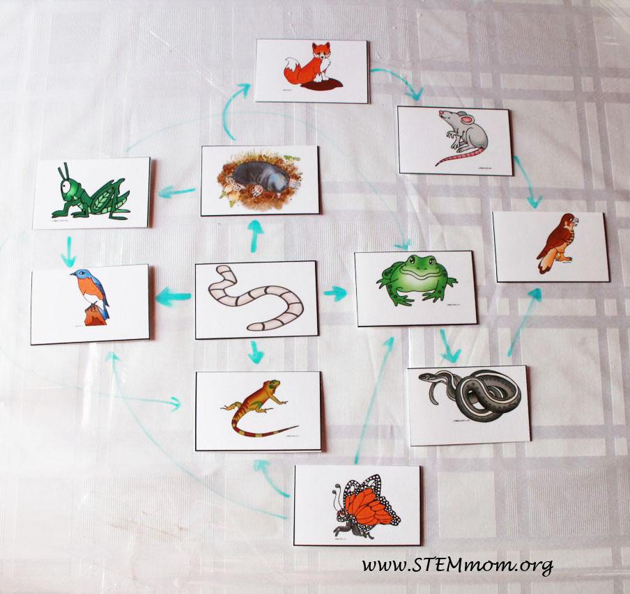 Permainan Tempel Menempel Kertas (Cut And Paste) CRAFTS