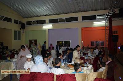 احتفاءا بليلة القدر افطار جماعي وحفل حناء لفائدة مركز منتيسوري للتربية والتكوين
