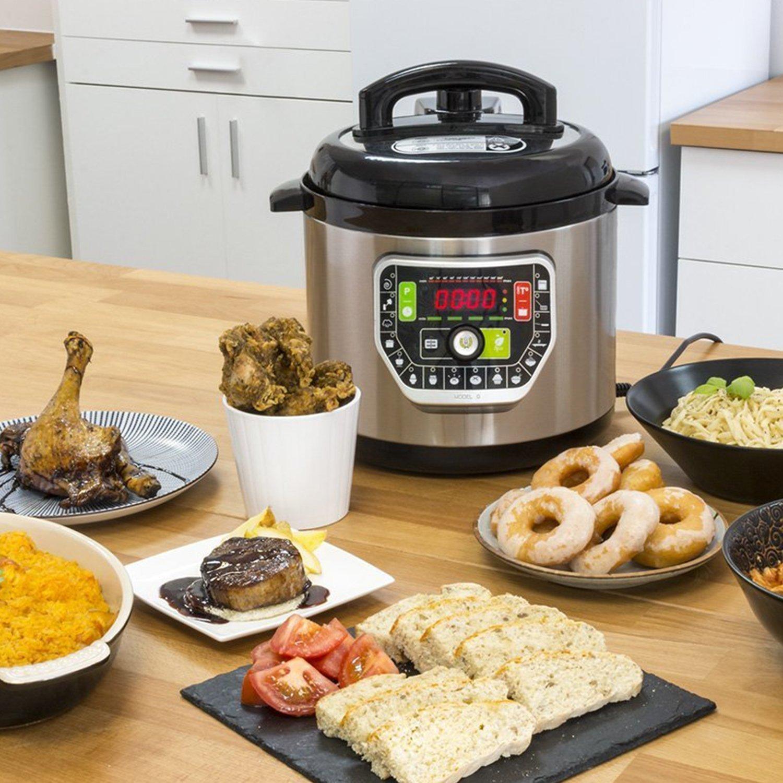 Robot Da Cucina Che Impasta E Cuoce | Crema Di Cavolfiore Con Code ...