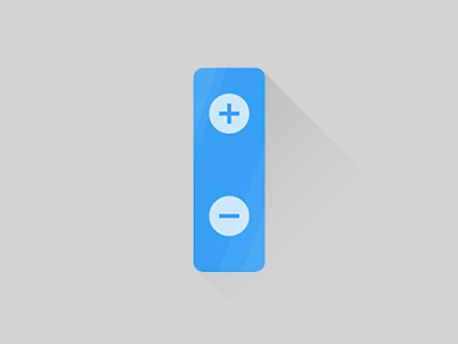 Cara Membuat Tombol Zoom Text Atau Resizer Text Pada Blog Melayang Responsive