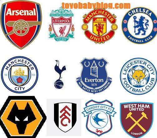 The 20 teams for 2018–19 English Premier League - ToyoBabyBlog 96d74f1419372
