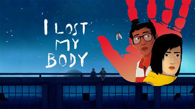 Perdí mi cuerpo (2019) Web-DL 1080p Latino-Ingles