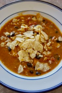 Cheesy Chicken Enchilada Soup: Savory Sweet and Satisfying