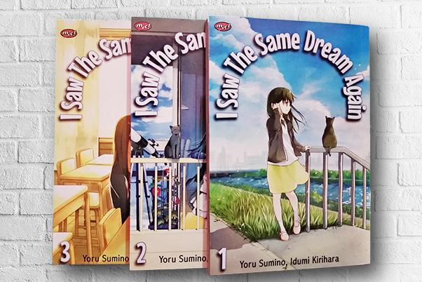 Manga I Saw The Same Dream Again
