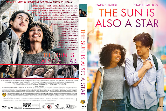 The Sun Is Also a Star DVD Cover
