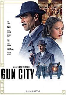Gun City - HDRip Dual Áudio