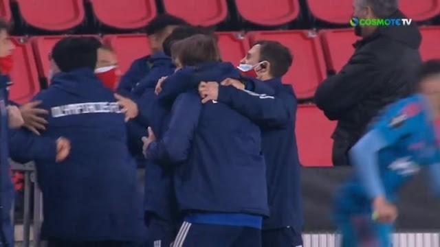 Βαθμολογία UEFA : Έπεσε στην 20ή θέση η Ελλάδα, την κρατάει ζωντανή ο Ολυμπιακός